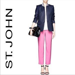 St. John Sport Pink Jeans